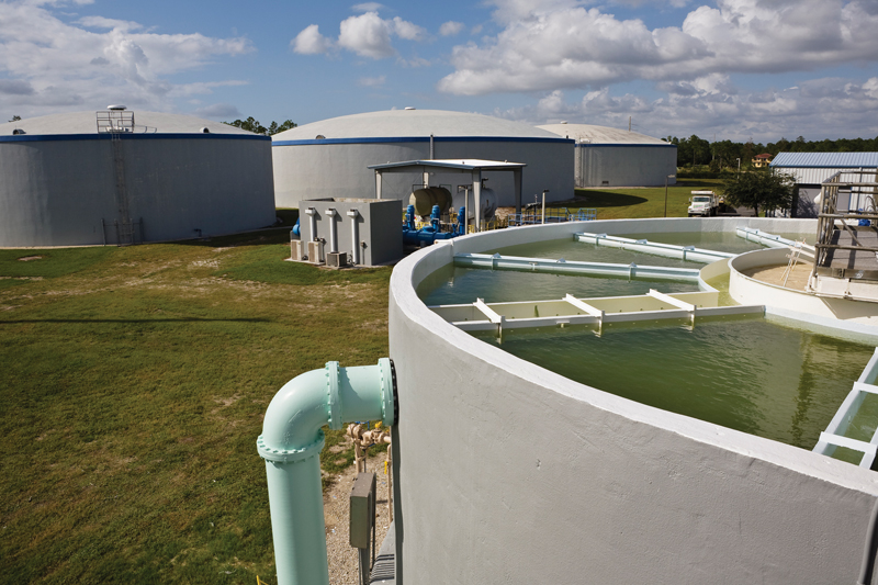The Use of AD in Wastewater Treatment is Increasing Around The World